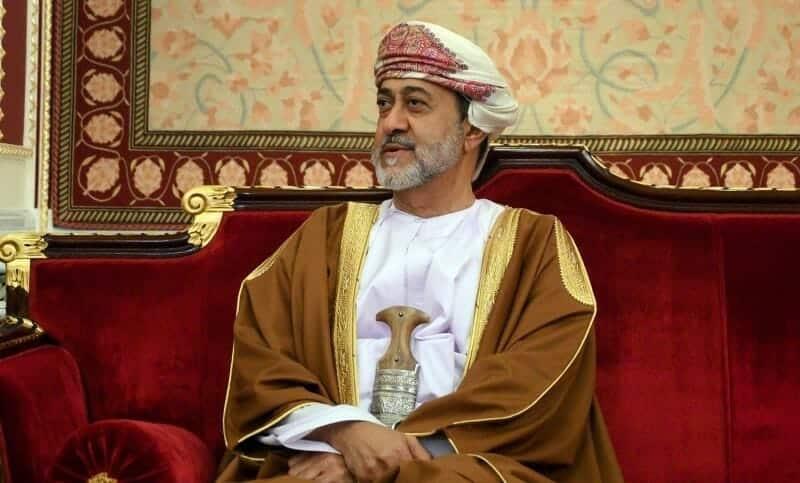 السلطان هيثم بن طارق سلطان سلطنة عمان ، جهاز الاستثمار العماني
