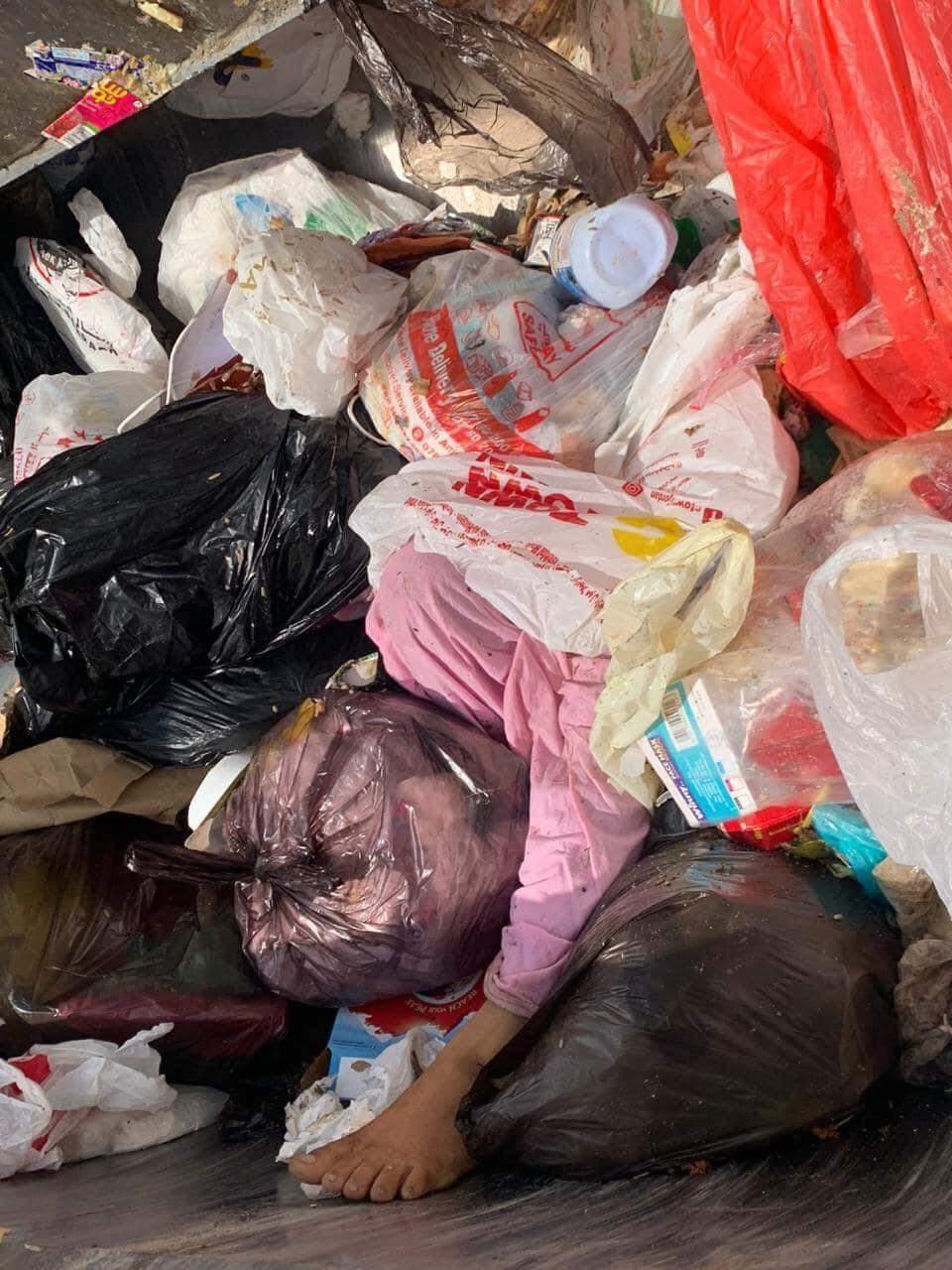 جثة فتاة في حاوية تثير ضجة في العاصمة الاردنية عمان
