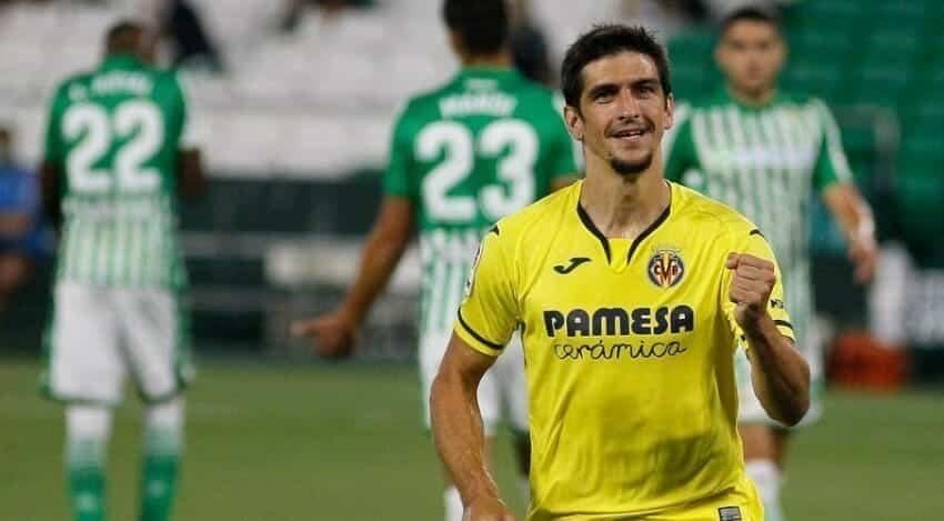 الإسباني اللاعب جيرارد مورينو