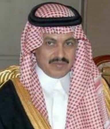 بن مشبب الشهري مدير مكتب الأمير سلطان بن عبدالعزيز