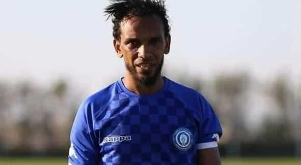 هيثم مصطفى لاعب أسوان