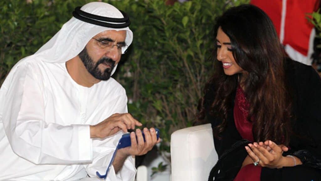 مقاطع مسربة للشيخة لطيفة ابنة حاكم دبي
